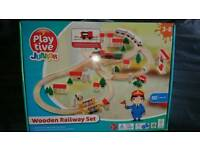 New train set battery operated