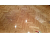 Domestic and Commercial Wood Floor Sanding, Varnishing, Supply and Fitting