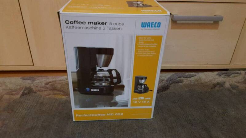 waeco kaffeemaschine 12 volt in k ln worringen ebay. Black Bedroom Furniture Sets. Home Design Ideas