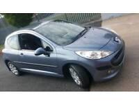 PEUGEOT 207 1.4 95 VTI S Hatchback CHEAP RELIABLE CAR not 307 207 208 107 aygo golf