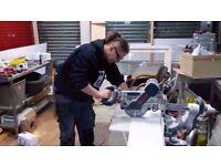 Handyman, plastering, tiling, joinery, plumbing, electricity, Edinburgh