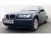 2003 | BMW 318I SE | Manual | Petrol | Main Dealer Service History | 1 Year MOT | HPI Clear