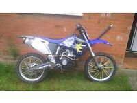 YZF 426 2002 mint condition