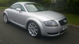 Audi TT 1.8 20V 225BHP
