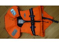 Baltic 1251 Toddler Lifejacket (0-15kg)