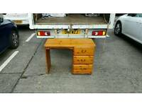 Solid pine dressing table £45 delivered