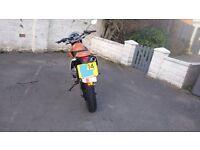 125cc Ajs Jsm £900 ono
