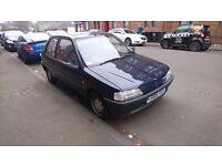 Peugeot 106 1993 Good condition