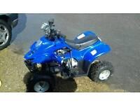 Quad bike 110cc Thundercat, semi auto with reverse. Very little use