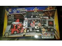 WWE LEGO