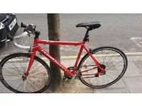 Claud Butler Elite Road Bike with Upgraded Rear Wheel, 2 Months' Use