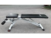 PHYSIONICS UTILITY WEIGHTS BENCH