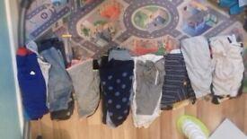 Boys Clothes Age 1-2yrs