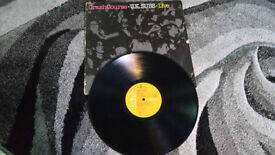 Crash course UK subs rare vintage punk vinyl record