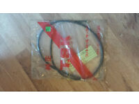 Assorted bike spare parts