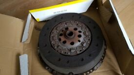 VW Luk clutch complete with dual mass flywheel