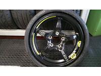 Mercedes Genuine Space Saver Spare Wheel 165/15/89P VREDESTEIN
