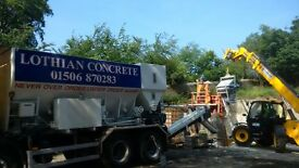 Concrete Ready Mixed