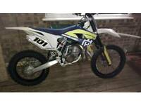 Husqvarna 2016 tc 85 big wheel