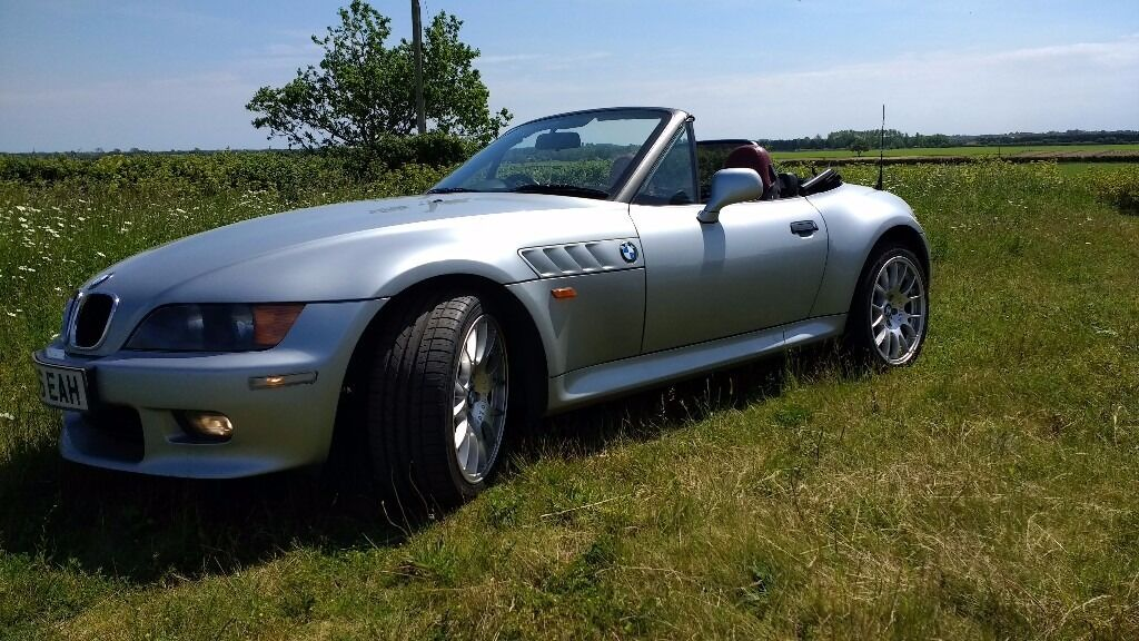 Bmw Z3 2 8 Wide Body Summer Is Here Mot To May 2018 In Great Yarmouth Norfolk Gumtree