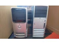 2 Desktop PCs - FREE but may not be in working condition (pickup only)