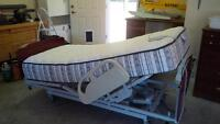 electric hospital style bed for sale