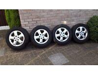 Vauxhall Vivaro Sportive wheels