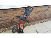 Stewart Z1 Golf Trolley