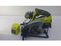 Ryobi One+ RWSL1801 150mm 18V Circular Saw