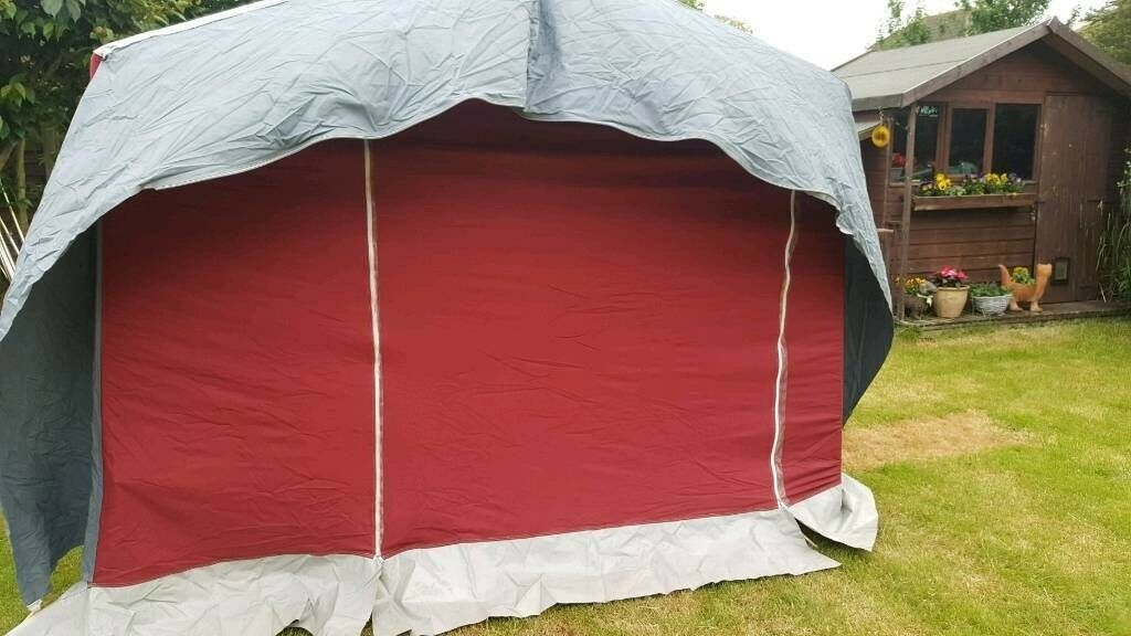 Drive Away Stand Alone Awning Talbot Vw Etc In