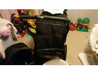 Babystyle prestige pram pushchair carseat footmuff bag
