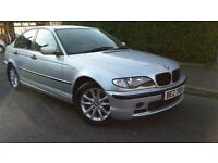 PERFECT EXCAMPLE,2005 BMW 318 SE FOUR DOOR,SUPER CLEAN,jaguar,lexus,honda,volkswagon,golf,seat,mini,