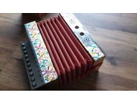 COLLECTIBLE TOY ACCORDION