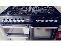 8 Hob *Flavel* Aspen 100 Range Gas Cooker Like New £325ono