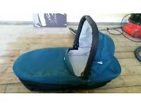 Carry cot for joie chrome