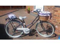 Girls Victoria Pendleton Blossomby Bike