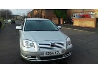 TOYOTA AVENSIS FULL YEAR MOT EXCELENT CONDITION DRIVES REALLY WELL