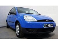 2003 | Ford Fiesta | 1.4 | Manual | Petrol | 7 Months MOT | 2 Former Keepers |HPI Clear |Low Mileage