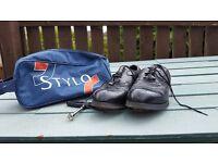 Stilo - Golf Shoes Size 10
