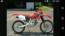 Wanted... Honda xr250