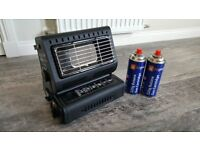HiGear – Portable Gas Heater