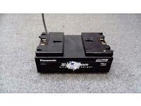 Battery charger Panasonic ABC800 Anton Bauer