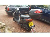 07950960568 Yamaha scooter 125 E Vity 2013- long Mot, full service, new tires, breaks,low miles