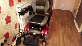 Betterlife Alpha Powerchair (electric powerchair)