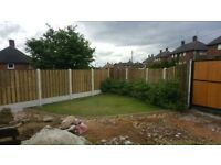 A57 FENCING-GRAVEL BOARDS, CONCRETE POSTS, & MUCH MORE...