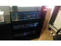 HOME Maine 2 Shelf Small Extra Deep Bookcase - Black Ash ARGOS