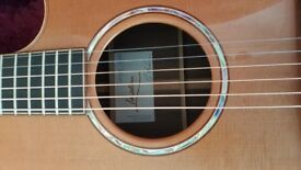 Lowden O35c. Top quality acoustic guitar.