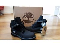 Premium Quality Women Timberland Boots For Sale. Sizes 3-8 Available In Black. £40 Grab A Bargain.
