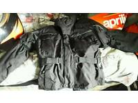 Large motorcycle jacket