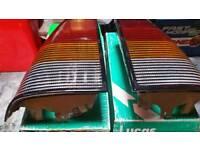 astra gte rear lights